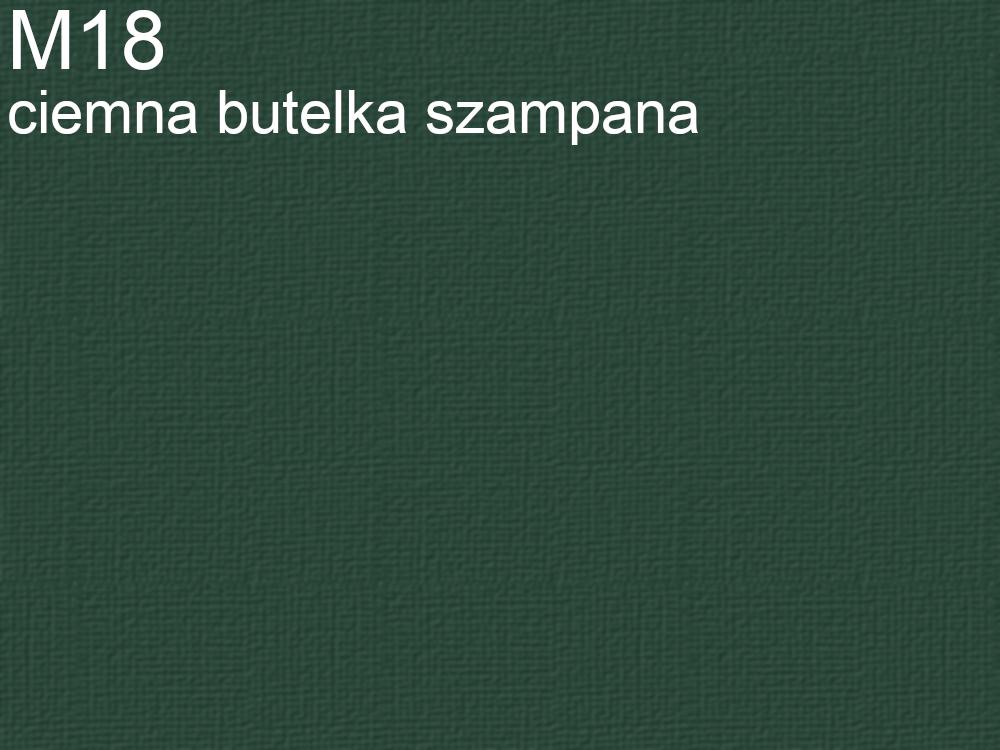 Tkanina jedwabna krepa w kolorze zielonym