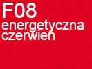 Tkanina jedwabna krepa energetyczna czerwień
