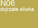 Tkanina jedwabna podszewka dojrzała oliwka