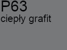 Tkanina jedwabna podszewka ciepły grafit