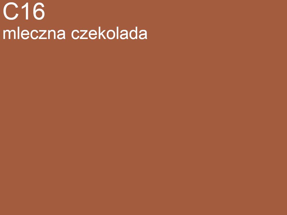 Tkanina jedwabna habotai w kolorze brązowym