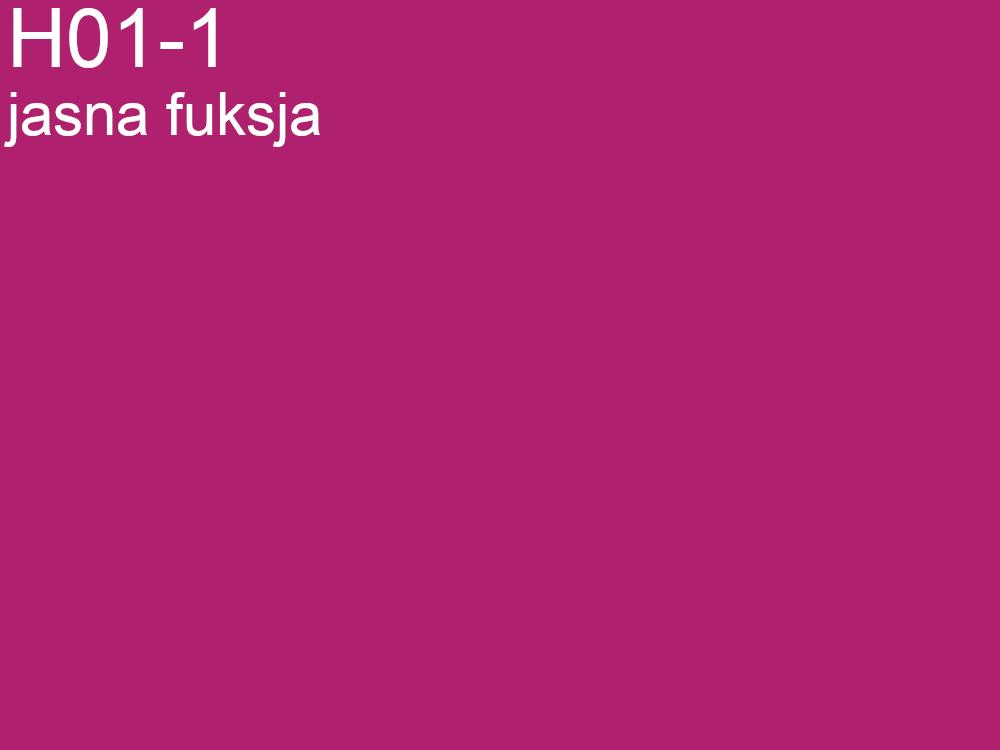 Tkanina jedwabna habotai w kolorze fioletowym