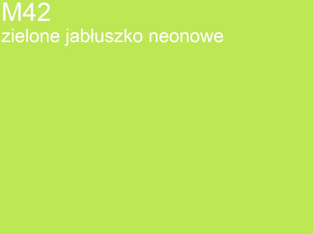 Tkanina jedwabna habotai w kolorze zielonym