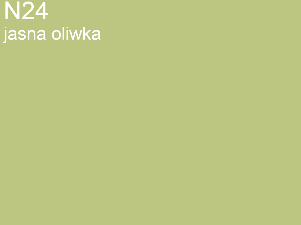 Tkanina jedwabna habotai w kolorze oliwkowym