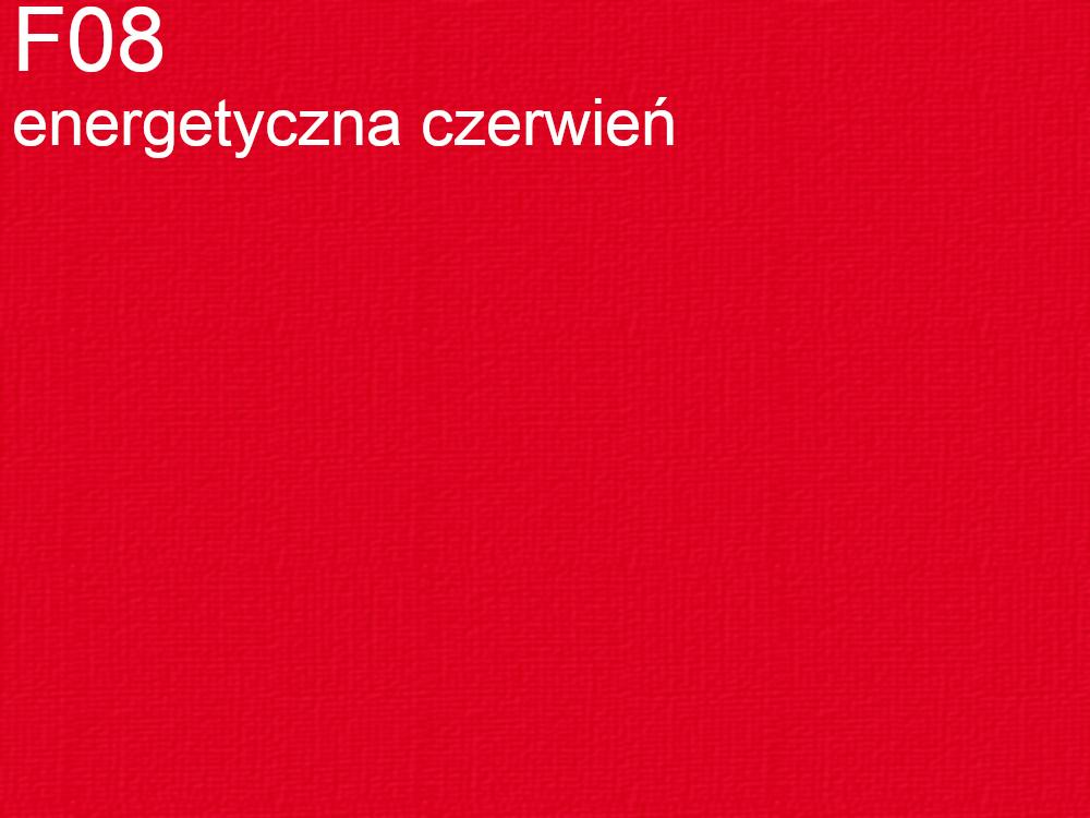 Tkanina jedwabna żorżeta w kolorze czerwonym