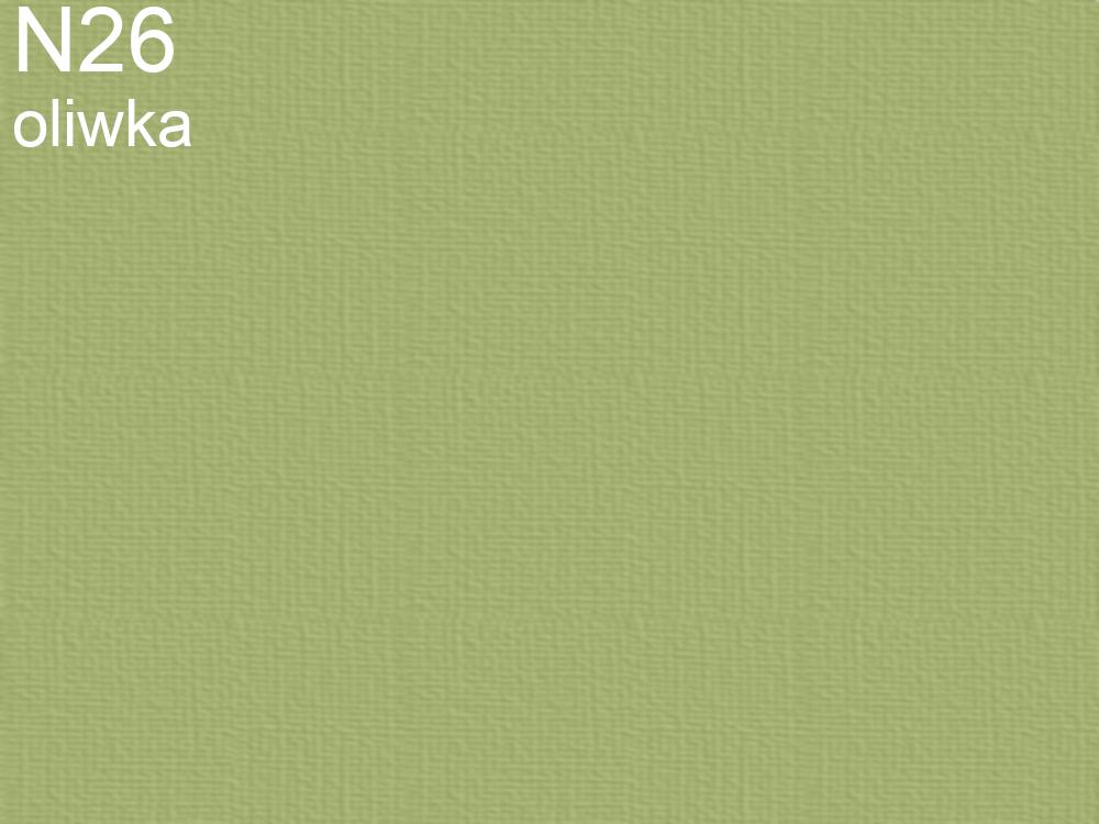 Tkanina jedwabna żorżeta w kolorze oliwkowym